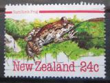 Poštovní známka Nový Zéland 1984 Leiopelma Hamiltonova Mi# Mi# 901
