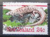 Poštovní známka Nový Zéland 1984 Leiolopisma homolanotum Mi# Mi# 902