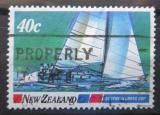 Poštovní známka Nový Zéland 1987 Plachetnice Mi# Mi# 986