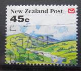 Poštovní známka Nový Zéland 1992 Místní krajina Mi# 1245