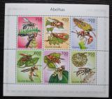 Poštovní známky Guinea-Bissau 2010 Blanokřídlí Mi# 5057-62 Kat 14€