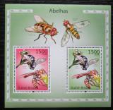 Poštovní známky Guinea-Bissau 2010 Blanokřídlí Mi# Block 871 Kat 12€