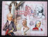 Poštovní známka Guinea-Bissau 2006 Wolfgang Amadeus Mozart Mi# Block 571 Kat 12€