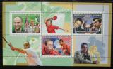 Poštovní známky Guinea 2006 Sportovci Mi# 4305-07 Kat 7.50€