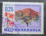 Poštovní známka Venezuela 1969 Albizia saman Mi# 1786