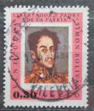 Poštovní známka Venezuela 1966 Umění, Simón Bolívar Mi# 1687