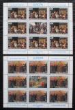 Poštovní známky Jugoslávie 1998 Evropa CEPT Mi# 2855-56 Bogen Kat 60€