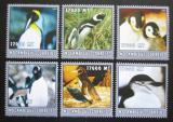 Poštovní známky Mosambik 2002 Tuleni Mi# 2692-97 Kat 12€
