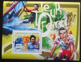 Poštovní známka Guinea 2007 Miguel Induráin, cyklistika Mi# Block 1145