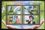 Poštovní známky Guinea 2010 John Lennon Mi# 7972-75 Kat 8€