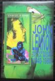 Poštovní známka Guinea 2010 John Lennon Mi# Block 1892 Kat 10€