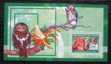 Poštovní známka Guinea 2006 Francois Levaillant, ornitolog Mi# Block 987