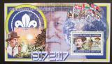 Poštovní známka Guinea 2006 Skauting, 100. výročí Mi# Block 1030