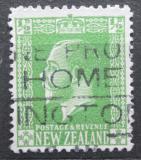 Poštovní známka Nový Zéland 1915 Král Jiří V. Mi# 136 A