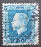 Poštovní známka Nový Zéland 1922 Král Jiří V. Mi# 161 C