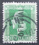 Poštovní známka Nový Zéland 1915 Král Jiří V. úřední Mi# 20 A