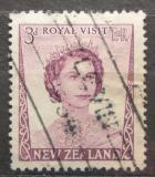 Poštovní známka Nový Zéland 1953 Královna Alžběta II. Mi# 330
