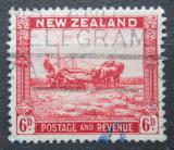 Poštovní známka Nový Zéland 1935 Sklizeň Mi# 197 Kat 4€