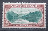 Poštovní známka Nový Zéland 1946 Jezero Matheson Mi# 282