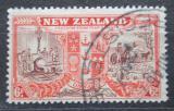 Poštovní známka Nový Zéland 1946 Státní znak Mi# 289