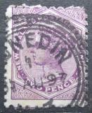 Poštovní známka Nový Zéland 1882 Královna Viktorie Mi# 55