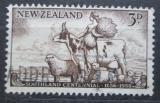 Poštovní známka Nový Zéland 1956 Farmářství Mi# 361