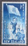 Poštovní známka Nový Zéland 1953 Skautka Mi# 328
