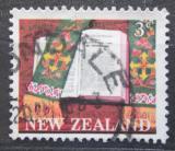 Poštovní známka Nový Zéland 1968 Maorská bible, 100. výročí Mi# 482