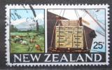 Poštovní známka Nový Zéland 1969 Výroba mléka Mi# 496