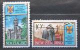Poštovní známky Nový Zéland 1969 Univerzita v Dunedin Mi# 502-03