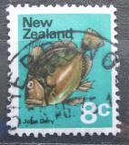 Poštovní známka Nový Zéland 1970 Zeus japonicus Mi# 527