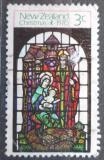 Poštovní známka Nový Zéland 1970 Vánoce, náboženské umění Mi# 546