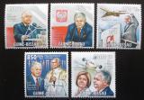Poštovní známky Guinea-Bissau 2010 Prezident Lech Kaczyňski Mi# 4708-12 Kat 13€