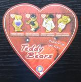Poštovní známky Grenada Gren. 2002 Plyšový medvídek Teddy Bear Mi# 3846-49