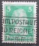 Poštovní známka Německo 1927 Friedrich von Schiller Mi# 388
