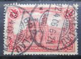 Poštovní známka Německo 1905 Hlavní pošta v Berlíně Mi# 94 A I