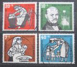 Poštovní známky Německo 1956 Pěstouni Mi# 243-46 Kat 22€