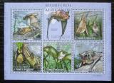 Poštovní známky Svatý Tomáš 2010 Netopýři Mi# 4474-78 Kat 11€