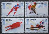 Poštovní známky Gambie 1997 ZOH Nagano Mi# 2858-61 Kat 13€