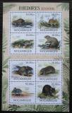 Poštovní známky Mosambik 2012 Vyhynulí hlodavci Mi# Mi# 5692-99 Kat 16€