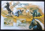 Poštovní známky SAR 2011 Koně Mi# Mi# 3073-76 Kat 10€