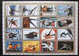 Poštovní známky Adžmán 1973 Olympijské hry Mi# 2712-32 Bogen Kat 12€
