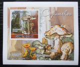 Poštovní známka Guinea-Bissau 2010 Houby DELUXE neperf. Mi# 5162 B Block