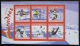 Poštovní známky Komory 2010 LOH Londýn Mi# 2908-13 Kat 10€