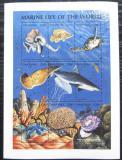 Poštovní známky Tanzánie 1998 Mořská fauna Mi# 2866-74 Kat 10€