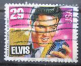 Poštovní známka USA 1993 Elvis Presley Mi# 2336