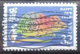 Poštovní známka USA 1996 Čínský nový rok, rok krysy Mi# 2694