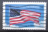 Poštovní známka USA 2001 Státní vlajka Mi# 3461