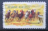 Poštovní známka USA 1974 Dostihy Kentucky Derby Mi# 1135