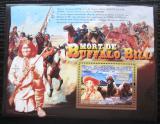 Poštovní známka Guinea 2007 Buffalo Bill Mi# Block 1433 Kat 7€